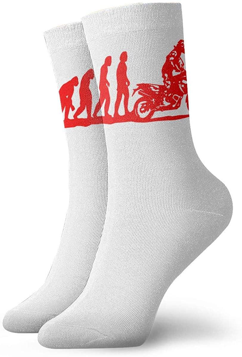 Unisex Evolution F800gs Athletic Stockings Crew Socks Sports Outdoor For Men Women