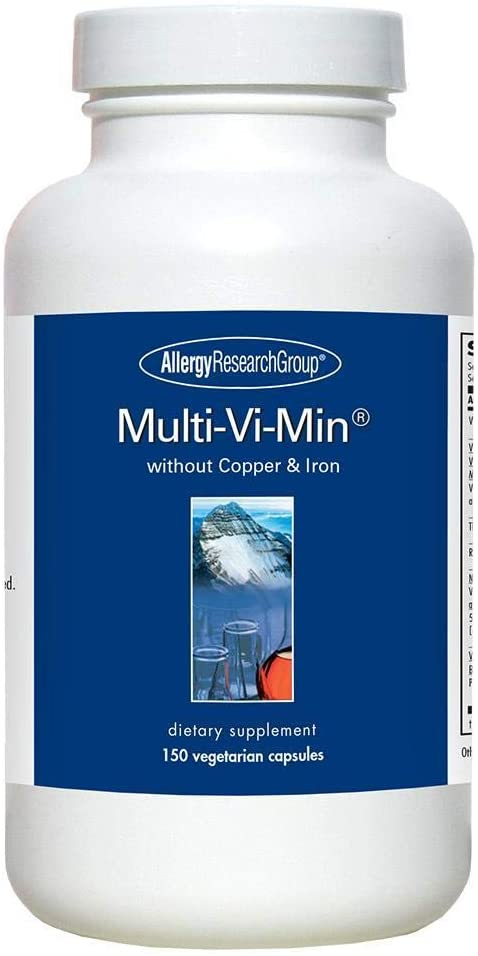 Multi-Vi-Min Without Copper & Iron 150 Veg Capsules