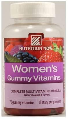 Nutrition Now Vitamin Gummy Womens