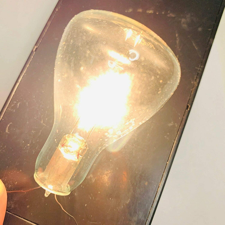 Pyro Temperature Light Bulb USSR TRSh-800-1400-1 Constant Resistance NOS