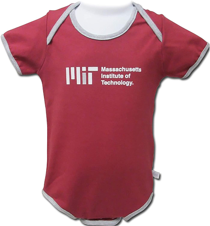 Bag2School Massachusetts Institute of Technology MIT Infant Diaper Shirt Baby Onesie Bodysuit