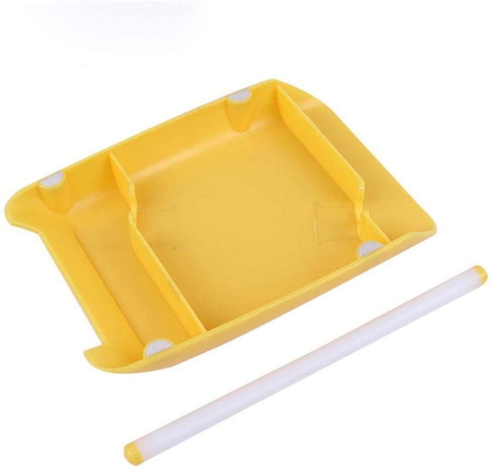Angelhood Pasta Macaroni Board, Manual Pasta Tool ,Italian Macaroni Maker Suitable for People.
