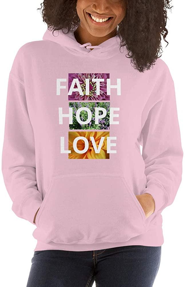 Faith Hope Love Unisex Hoodie