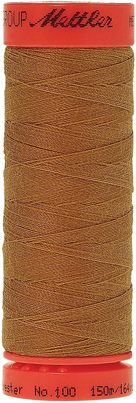 Mettler Metrosene 100% Core Spun Polyester Thread, 165 yd, Palomino