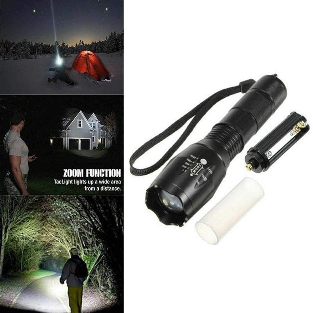 A100 Portable Ultra Bright Handheld LED Flashlight