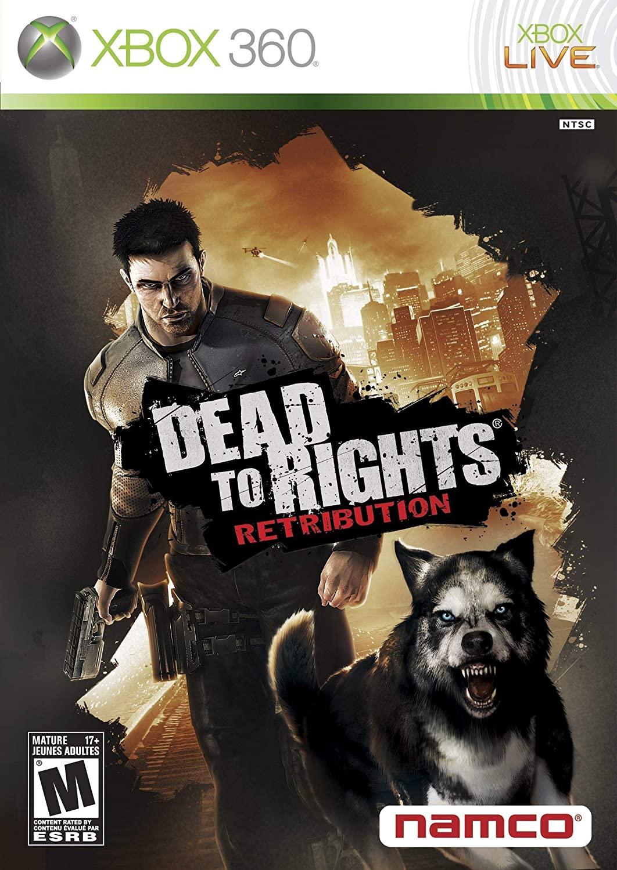 Dead to Rights: Retribution - Xbox 360 (Renewed)