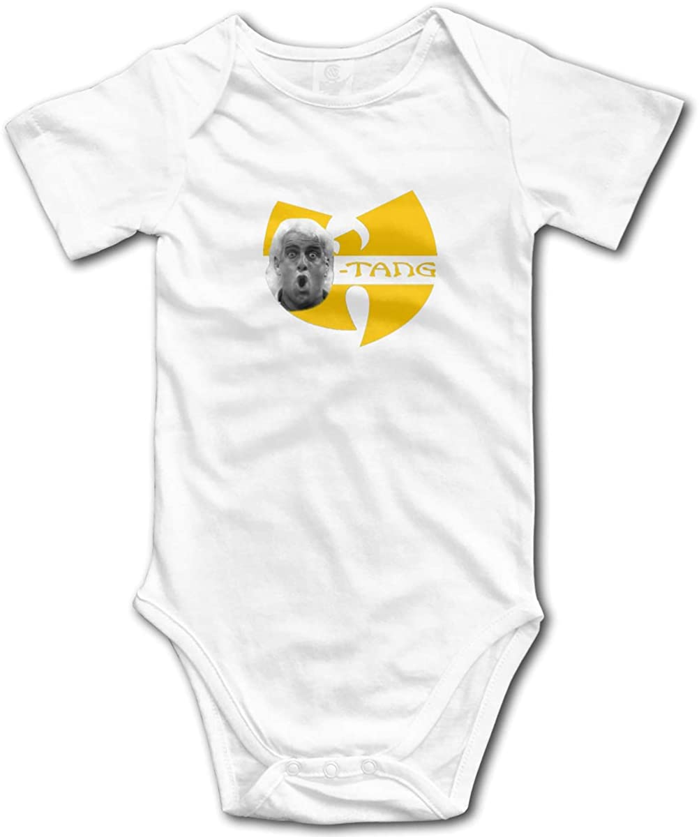 RIC Flair Baby Bodysuit Blink Climbing Clothes White 2t