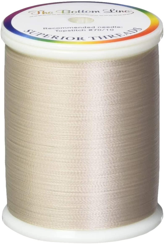 Superior Threads 11401-652 Bottom Line Polyester Thread, 1420 yd