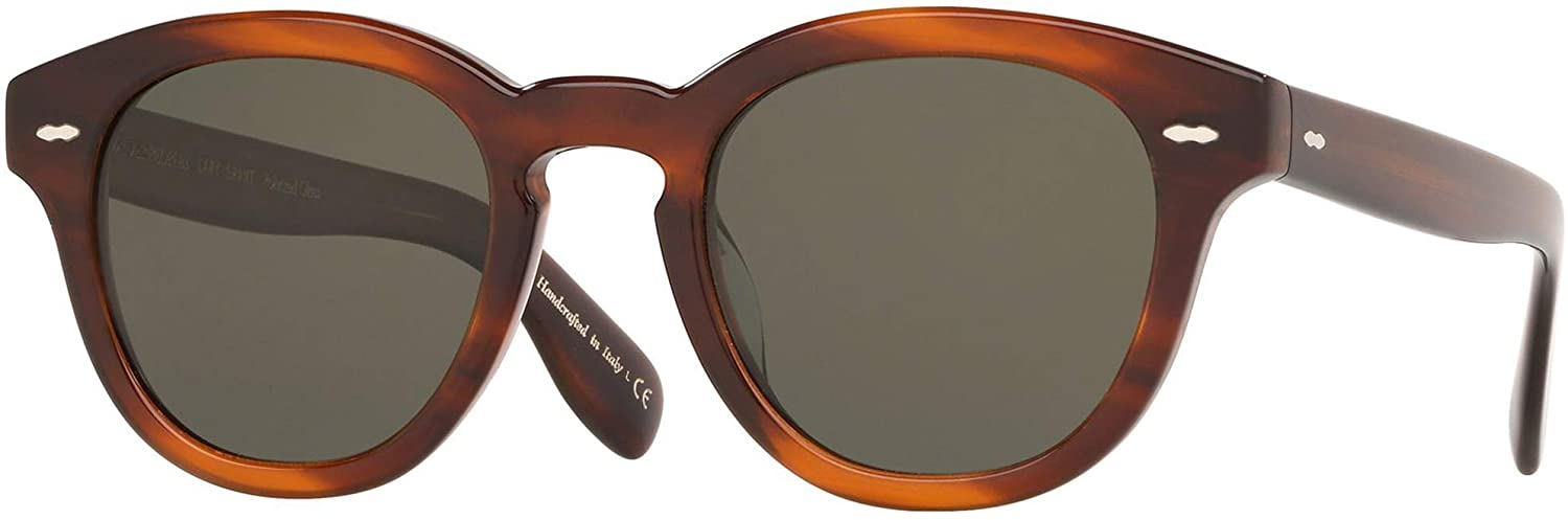 Oliver Peoples Cary Grant Sun Grant Tortoise One Size