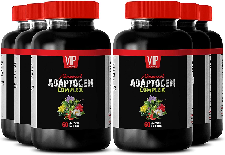 adaptogen Support Complex - Advanced ADAPTOGEN Complex - maca Root Capsules for Women - 6B (360 Capsules)