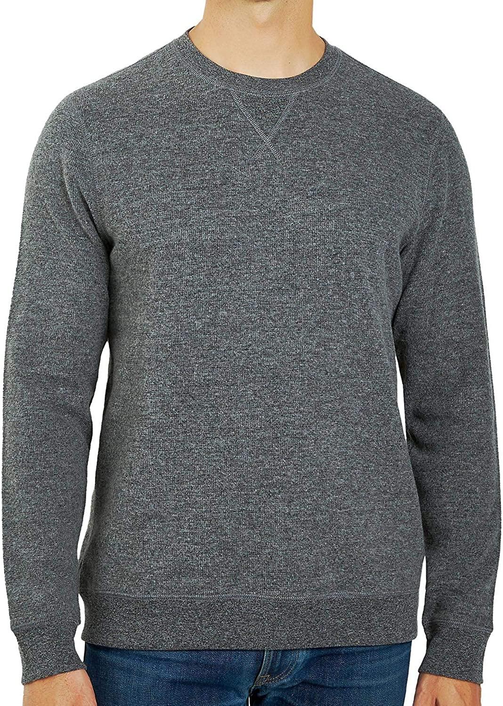 Member's Mark Mens Long Sleeve Crew Neck Thermal Sweatshirts, Assorted