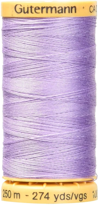 Gutermann Natural Cotton Thread 273 Yards-Dahlia