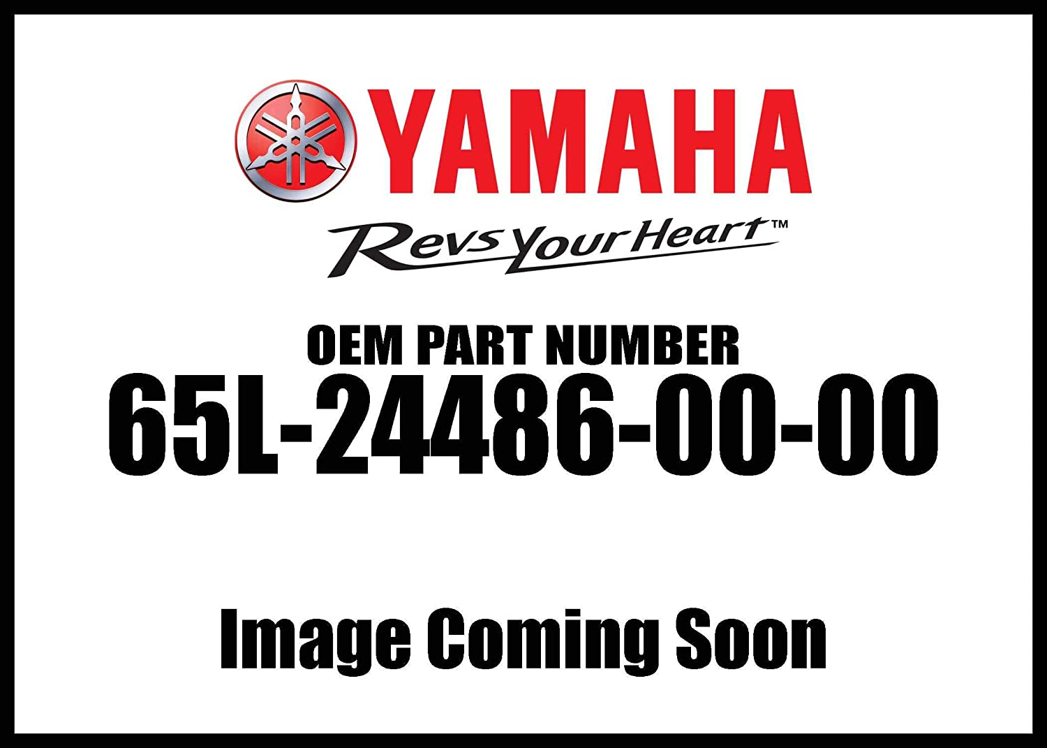 Yamaha 65L-24486-00-00 0-Ring; Outboard Waverunner Sterndrive Marine Boat Parts