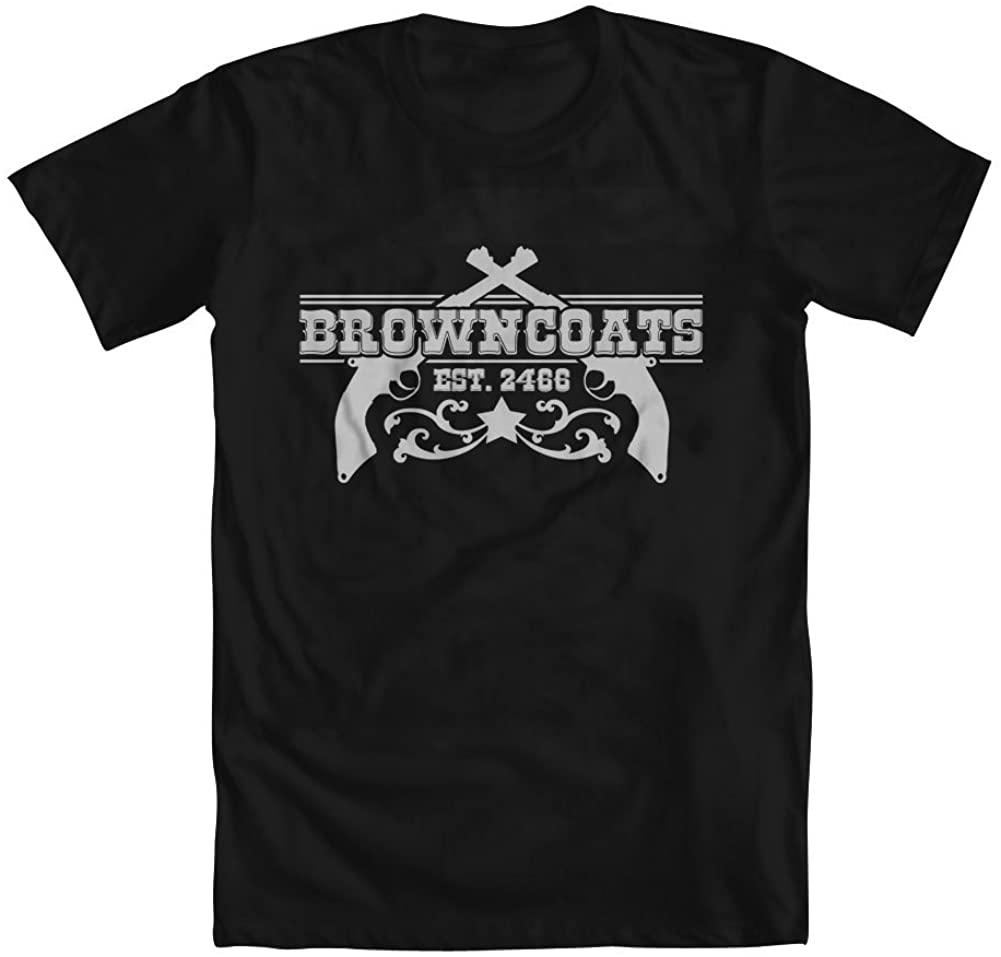 GEEK TEEZ Browncoats Men's T-Shirt