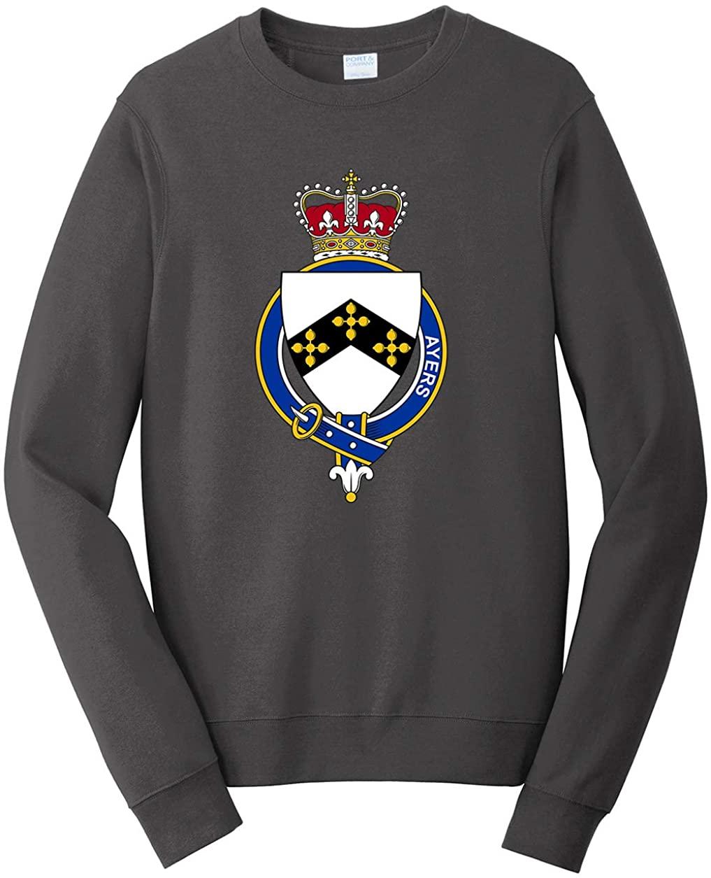 Tenacitee Men's English Garter Family Ayers Sweatshirt