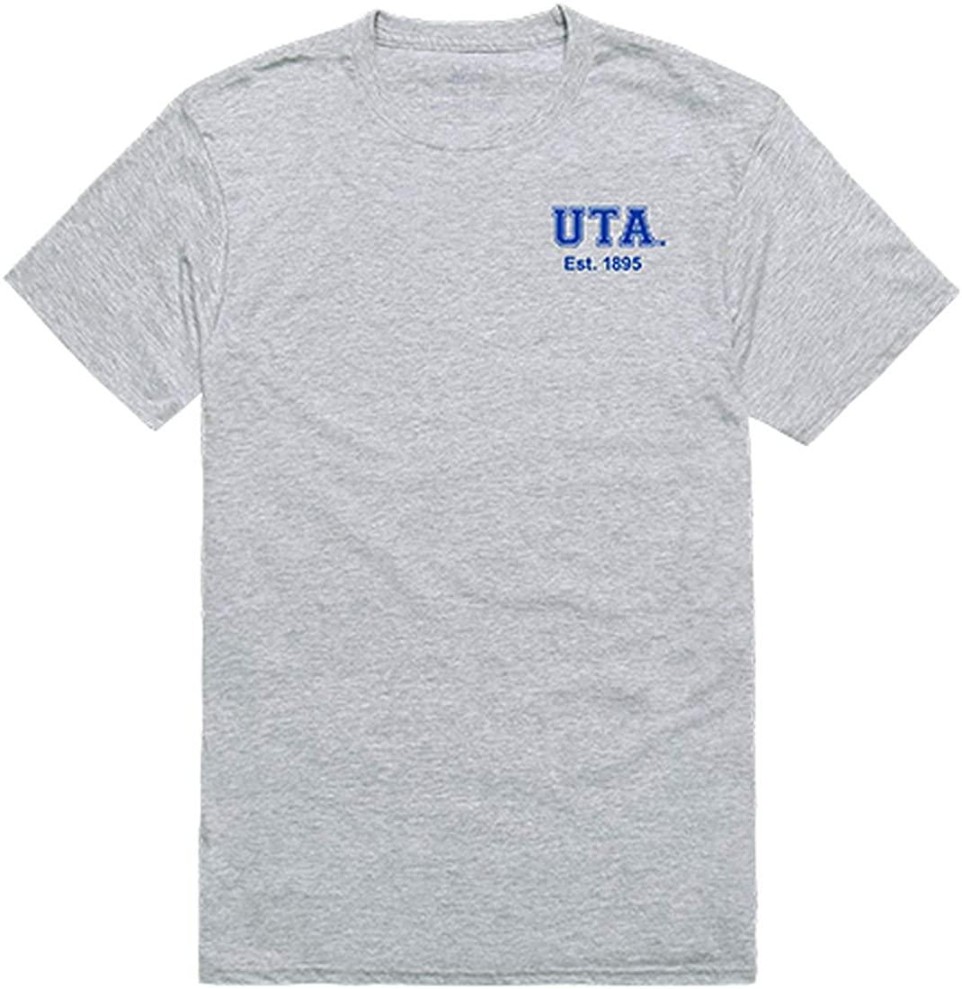 W Republic UTA UT Arlington Mavericks NCAA Men's t Shirt Practice Tee