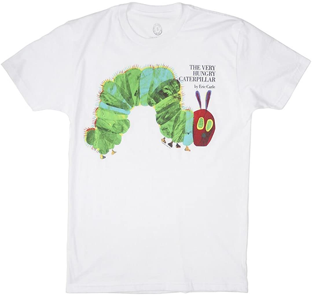Out of Print World of Eric Carle, The Very Hungry Caterpillar Unisex T-Shirt