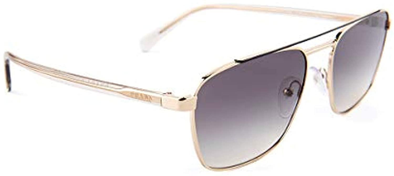 Sunglasses Prada PR 61 US WCV130 Grey/Pale Gold, 59/18/145