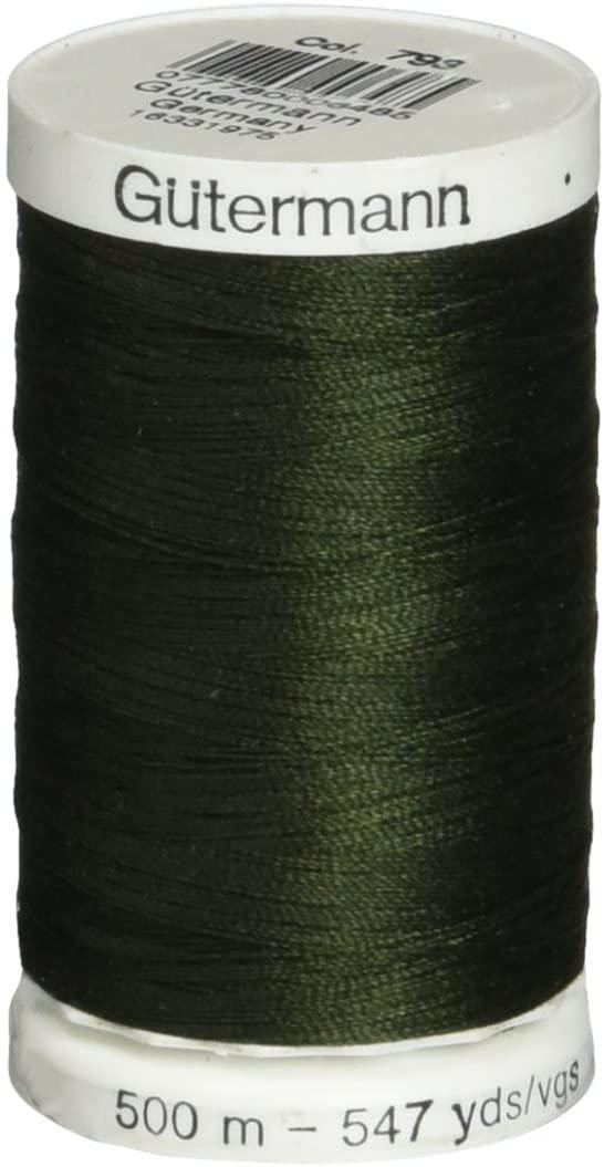 Gutermann Sew-All Thread 547 Yards-Evergreen