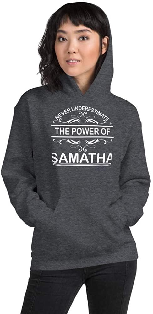 Never Underestimate The Power of Samatha PF