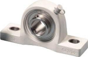 ZUCP-204-20m-PBT Zinc Chromate Pillow Block 20mm Mounted Ball Bearings