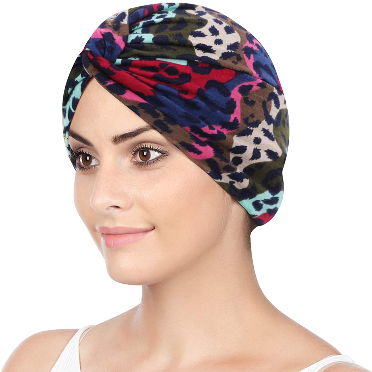 Sweat Wicking Skull Cap Beanie Helmet Liner Quick Dry Bandana Head Wrap Bicycle Head Pirate Scarf Chemo Cap