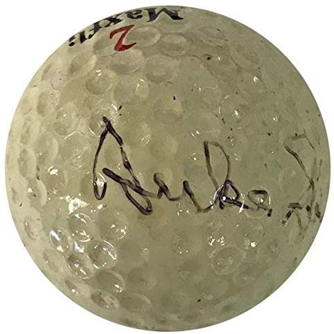 Duke Snider Autographed MaxFli 2 Golf Ball - MLB Autographed Miscellaneous Items