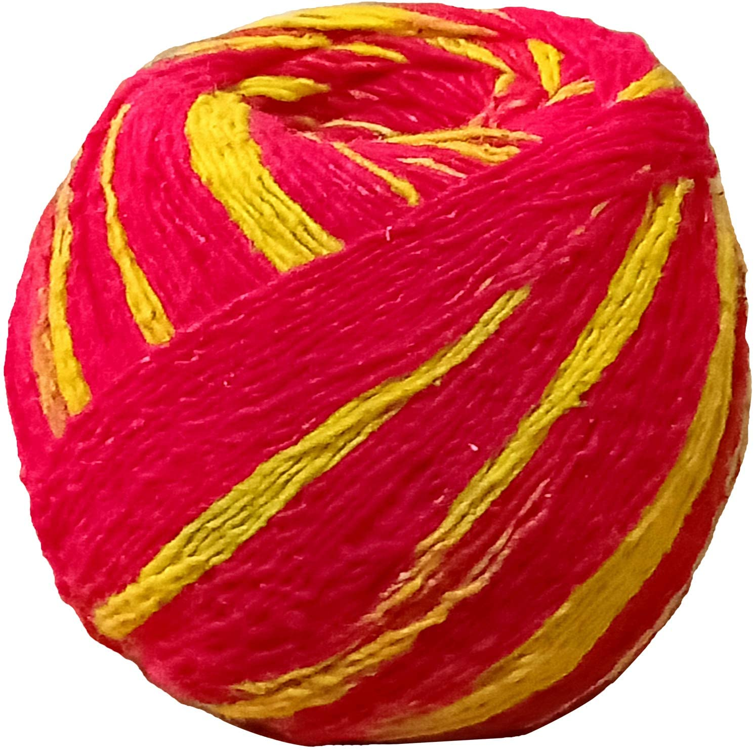 Handmade Mauli, Kalawa, Sacred Moli, Religious Cotton Thread, Pooja Dhaaga, Wrist Roll, Laccha, Pure Raksha Sutra, Rakhi, Organic Mouli Dhaga for Pujan, Havan, Worship, Diwali, Festival, Premium Quali