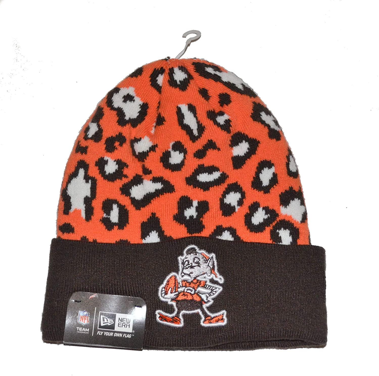 New Era NFL Classic Cuff Beanie Hat, One Size, Cuffed Winter Football Knit Cap