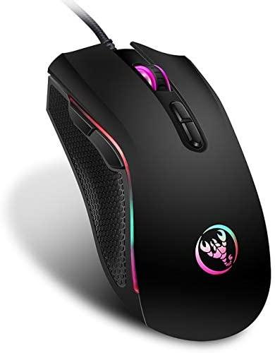 Gaming Keyboard New PUBG PC Gamer Dedicated One Hand Keyboard 39 Keys Ergonomic Gaming Single Hand Keyboard Game Mechanical Feel Game Keyboard (Color : Mouse)