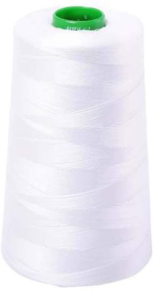 Aurifil 40 Wt 2021 Natural White 5140 Yds 100% Cotton Thread
