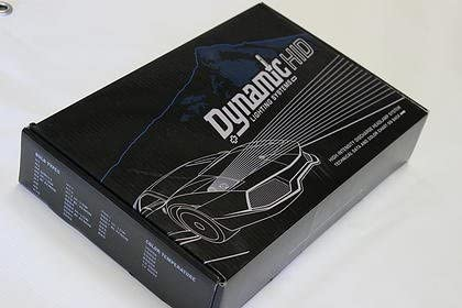 Dynamic HID Ultra Performance Hylux Canbus 12000k 9005 Kit