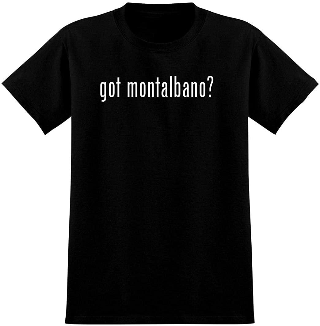 got montalbano? - Soft Men's T-Shirt