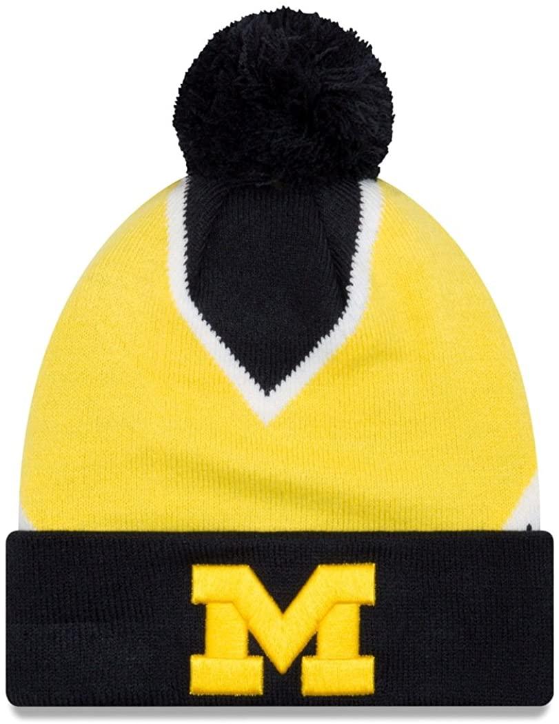 New Era Michigan Wolverines NCAA Logo Whiz 3