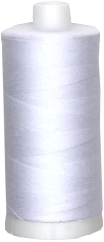 Aurifil White Cotton Bobbin Thread 60wt
