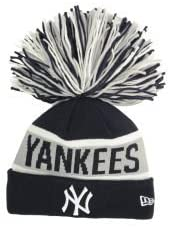 New Era New York Yankees The Enthusiast Knit Hat