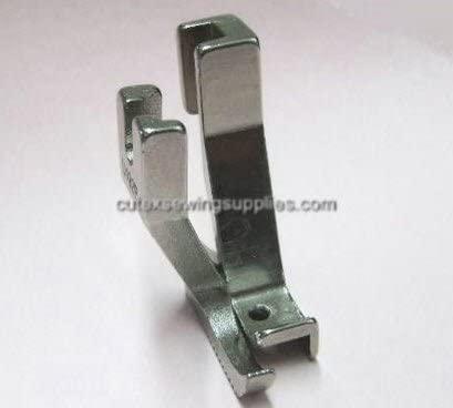 CUTEX SEWING Edge Guide Presser Foot Set Consew 205RB / Juki DU-141 DU-1181 Sewing Machine (Size 3/ 16