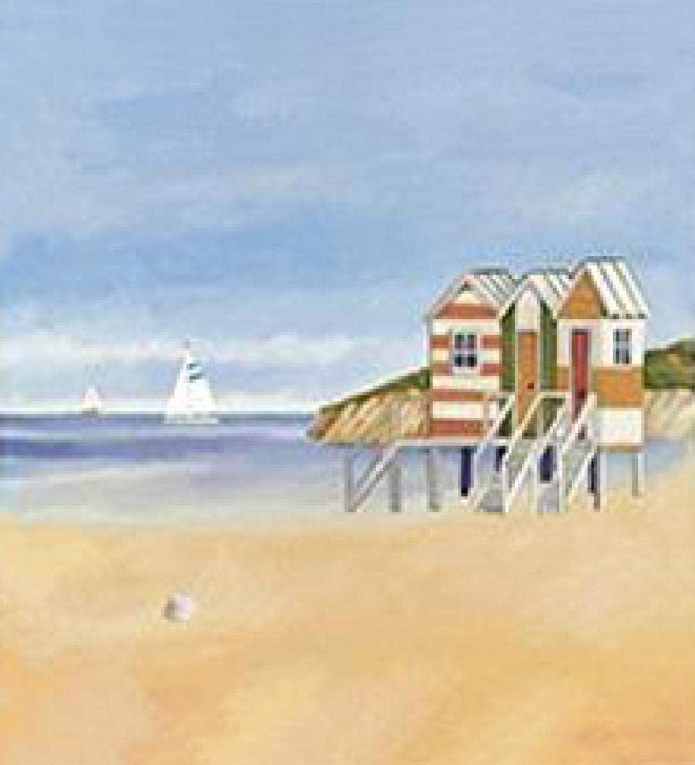 5D DIY Diamond Painting Seaside Home Decoration Cross Stitch kit Round Diamond Embroidery Craft Art Gift 45x60cm