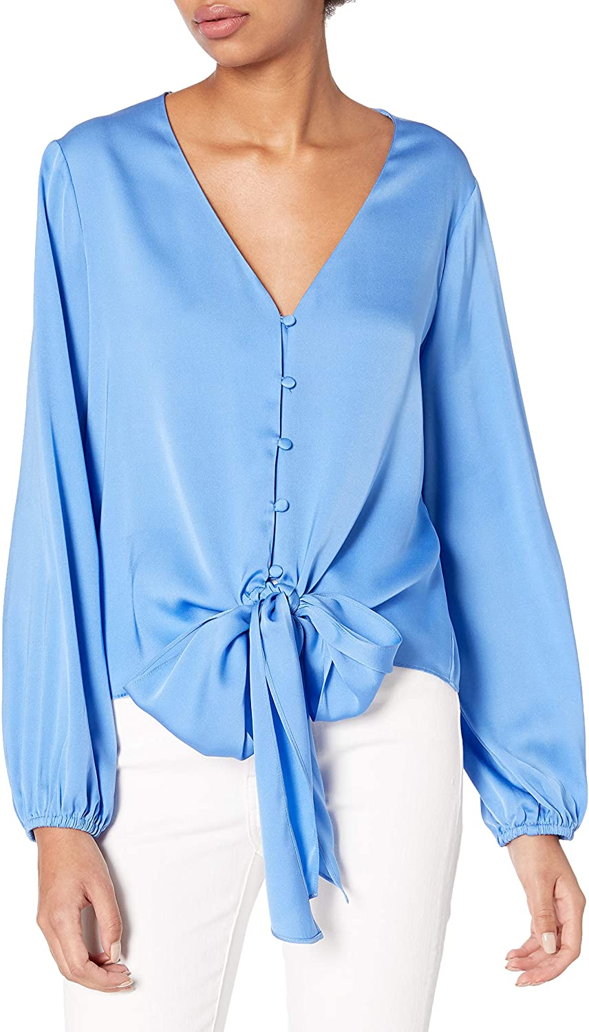 MILLY Women's Silk Blouse