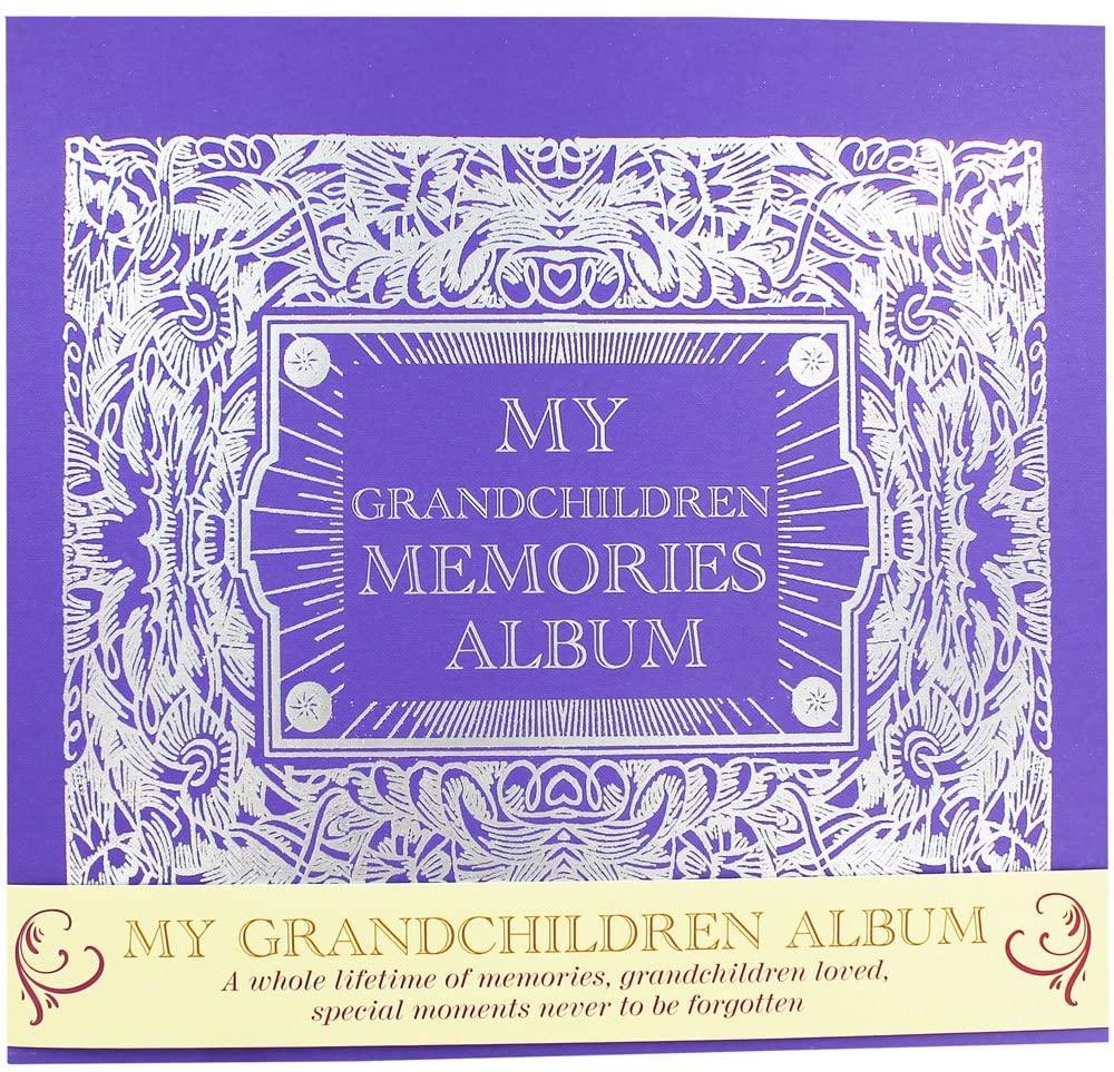Discovery Channel My Memories Album-My Grandchildren, 29.7 x 21 x 4 cm, Assorted