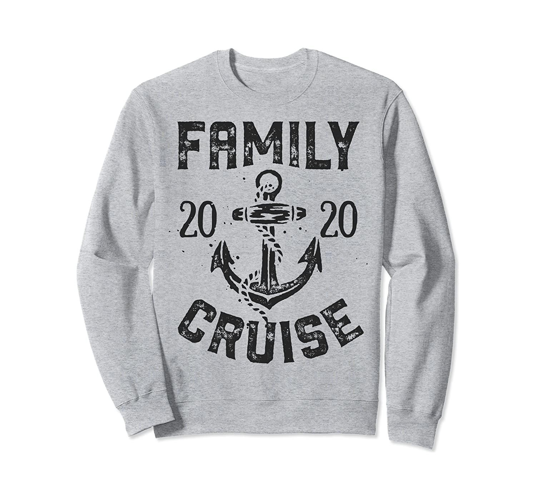 Family Cruise Squad 2020 Summer Vacation Vintage Matching Sweatshirt
