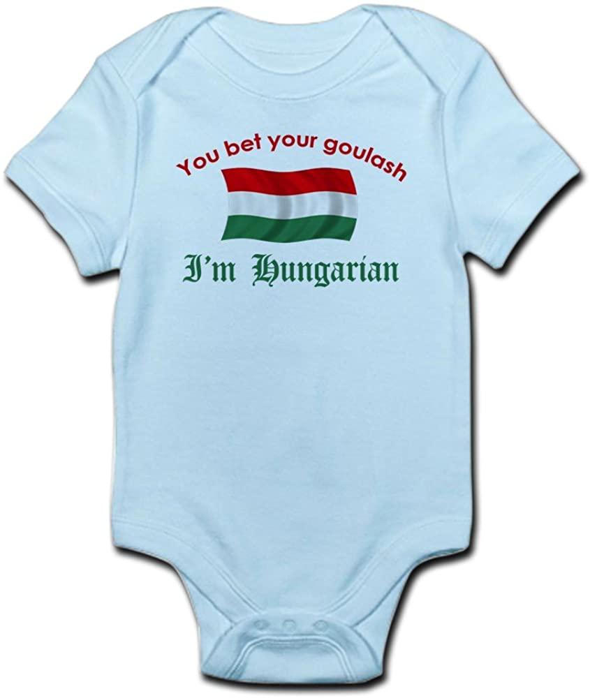 CafePress Hungarian Goulash 2 Baby Bodysuit