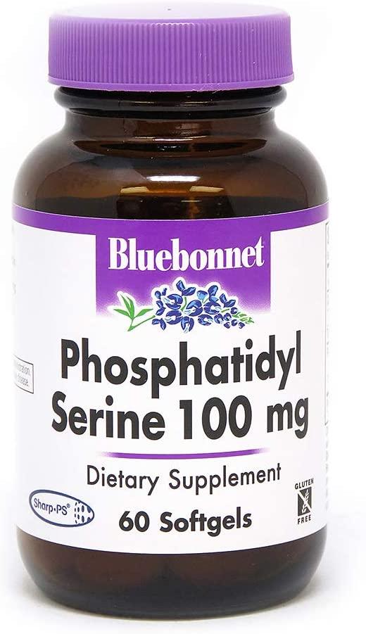 Bluebonnet - Phosphatidyl Serine Complex 100mg - 60 Softgels