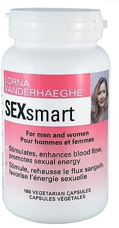 Sexsmart 90 veg caps Brand: Lorna Vanderhaeghe