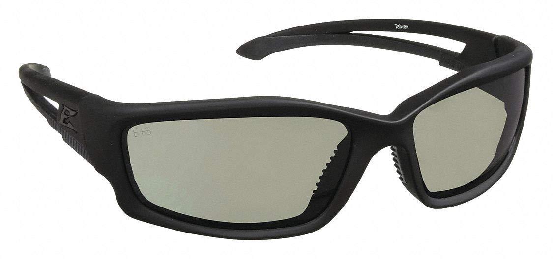Edge Eyewear Silver Mirror Safety Glasses, Anti-Fog