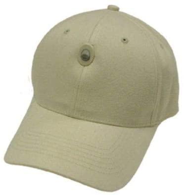 Head-Lite G2 LED Baseball Hat Hands-Free Flashlight - Cream