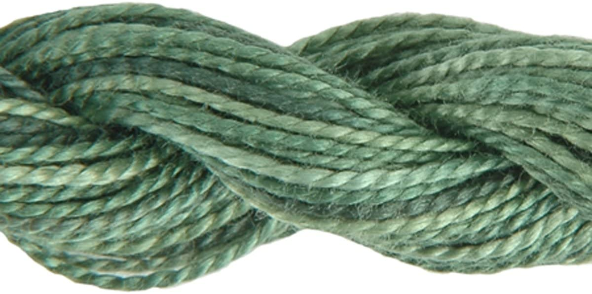 Pearl Cotton Size 5 -27 Yards-Evergreen Forest