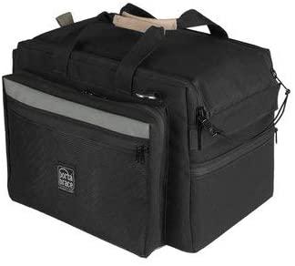 PortaBrace Cinema Lightweight Camcorder Case, Black/Silver, Compact (Cinema-Compact)