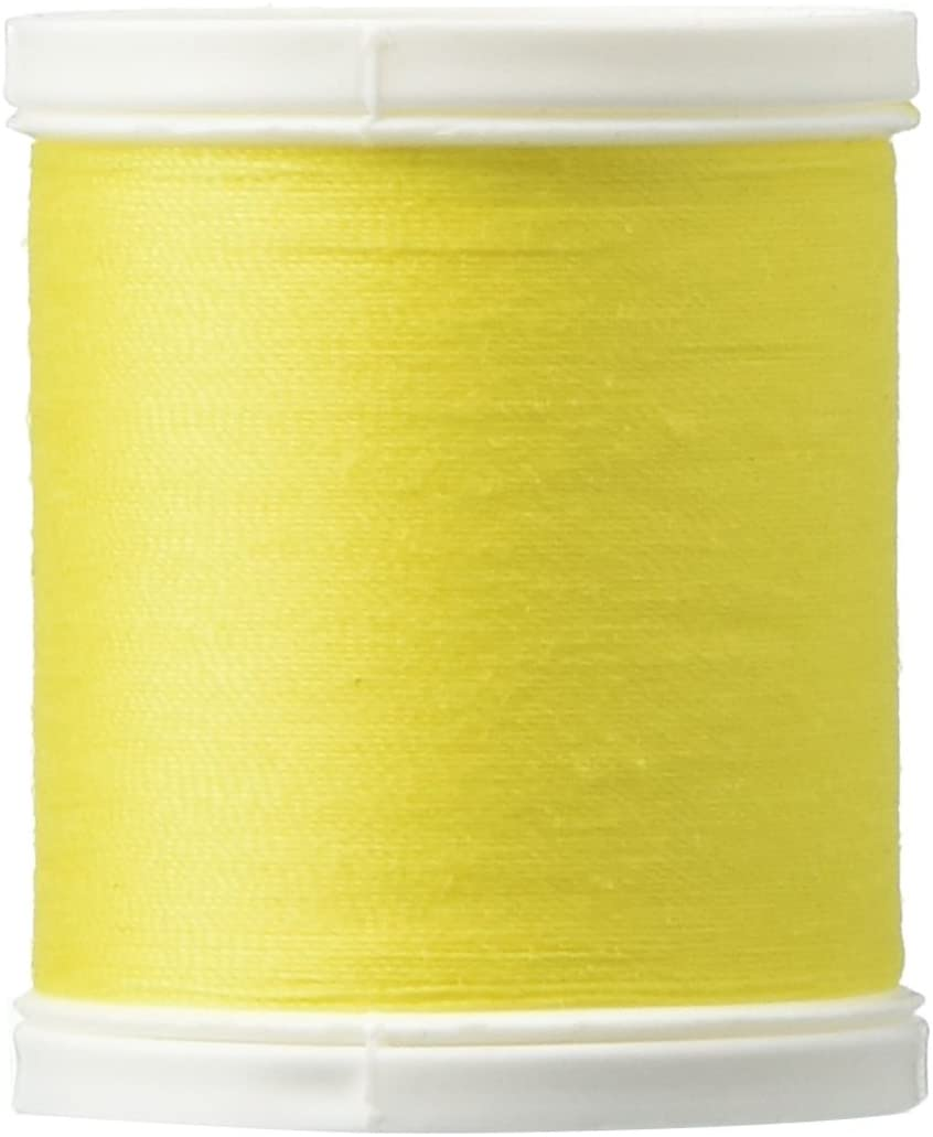 Coats: Thread & Zippers Dual Duty XP General Purpose Thread, 125-Yard, Mimosa