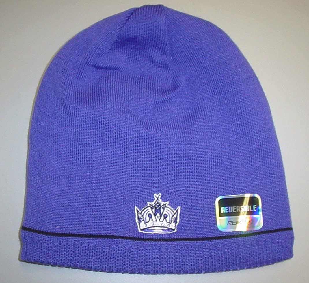 Reebok Los Angeles Kings Reversible Knit Hat